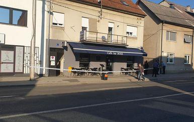 Propucan kafić na Kustošiji