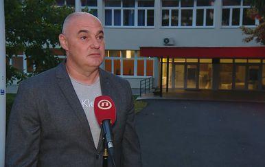 Samson Štibohar, ravnatelj OŠ Krapinske Toplice