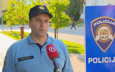 Darko Krušlin, voditelj Službe policije PU krapinsko-zagorske