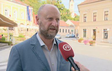 Željko Kolar, krapinsko-zagorski župan