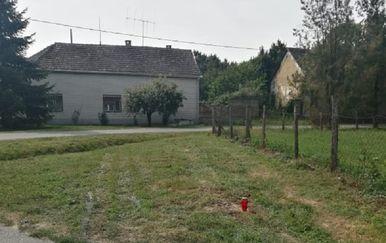 Mjesto strašne nesreće u Zmajevcu