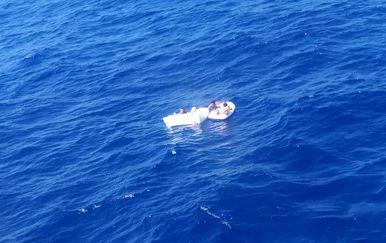 Majka spasila djecu nakon brodoloma dojenjem