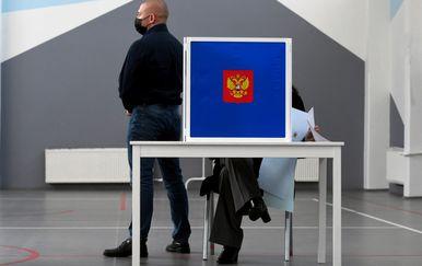 Glasovanje u Rusiji