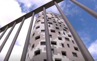 Vojni neboder za smještaj vojnika - 4