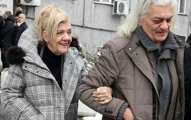 Marina Tucaković i Aleksandar Radulović