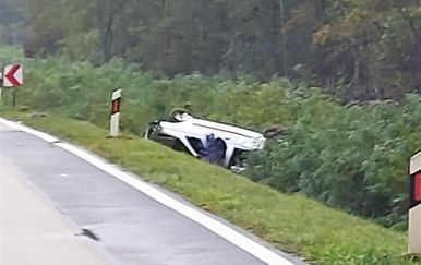 Prometna nesreća Vrbanja