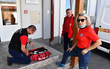 Članovi HGSS stanice Požega spašavali učenike na izletu koje su napali stršljeni - 4