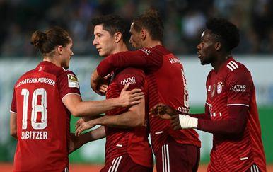 Bayern - Greuther Furth