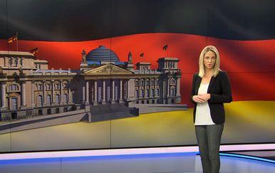 Jasmina Bojić o njemačkom parlamentu - 4
