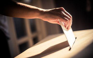 Referendum, glasanje / Ilustracija
