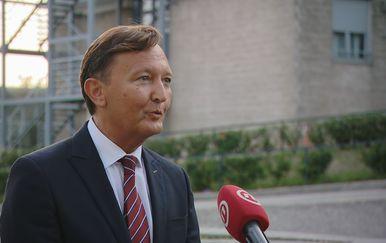 Akademik Davor Miličić, ravnatelj Zaklade Hrvatska kuća srca