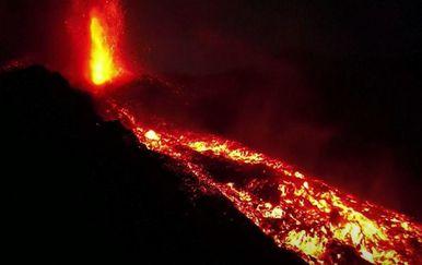 Vulkan na La Palmi guta sve pred sobom - 3