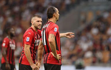 Ibrahimović i Rebić