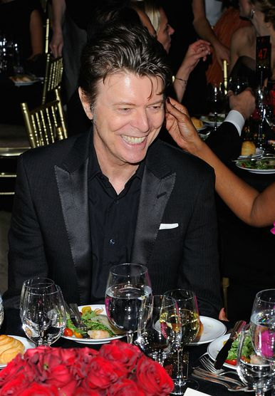 David Bowie i Iman - 1