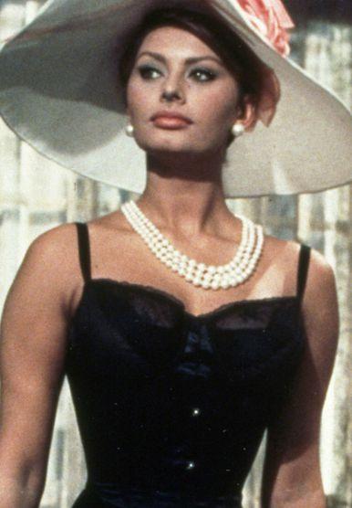 Slavna Talijanka Sophia Loren