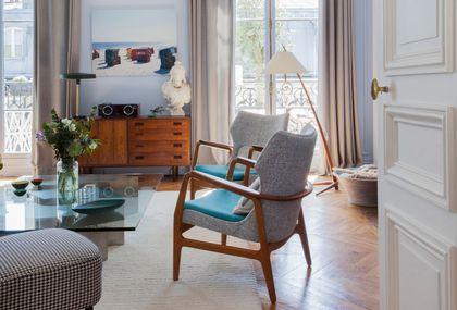 Uređenje doma u pariškom stilu - 11