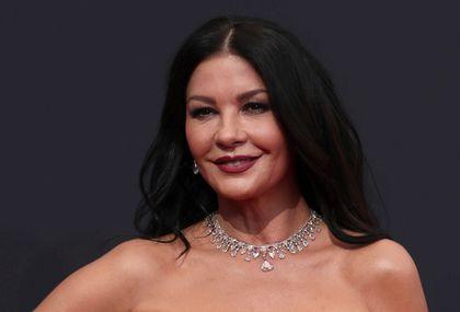 Catherine Zeta-Jones na Emmyjima 2021. - 3