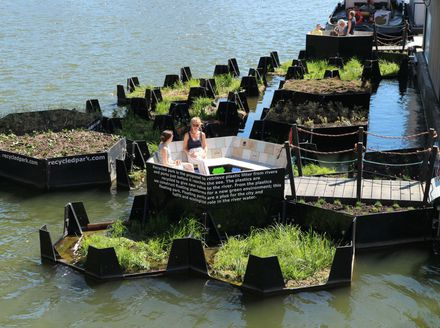 Reciklirani park Rotterdam