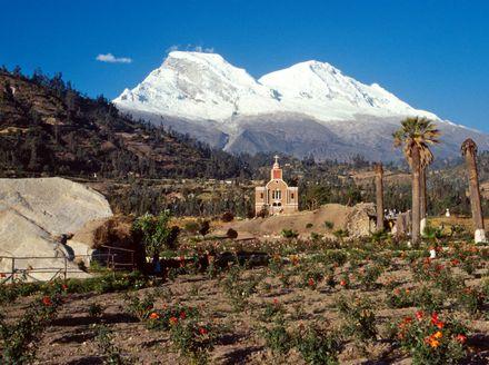 Yungay, Peru - 3