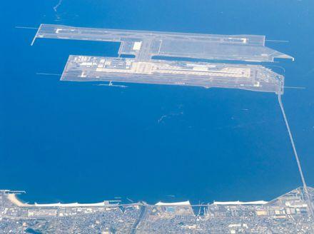 Kansai aerodrom u Japanu - 5