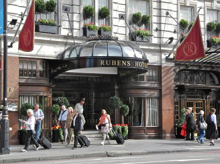 Hotel Rubens at The Palace