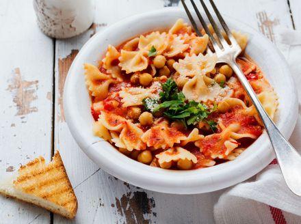 Tradicionalno talijansko varivo od slanutka