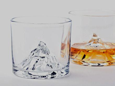 Kristalne čaše nadahnute Matterhornom
