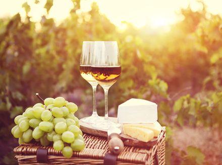 Sir i vino