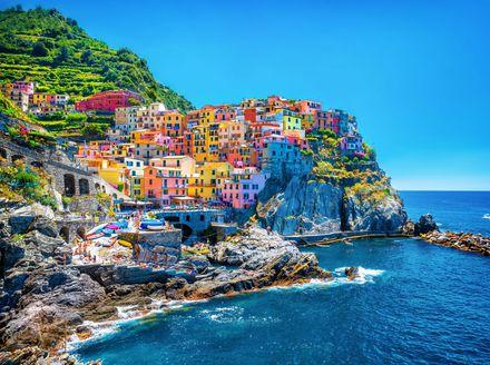 Cinque Terre, Italija - 4