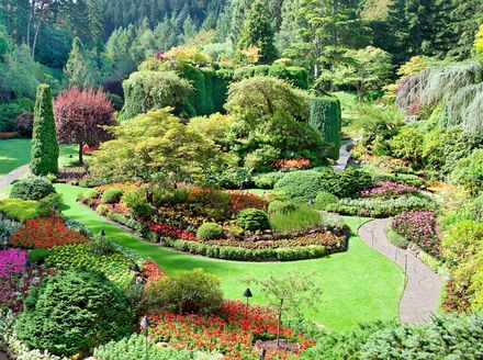 Najljepši vrtovi svijeta - 1