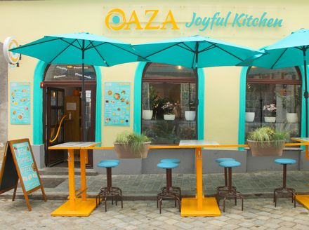 OAZA Joyful Kitchen, Zagreb - 2