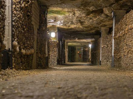 Pariške katakombe - 1