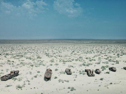 Aralsko jezero - 1