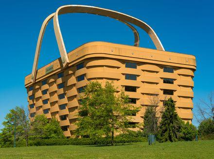 Zgrada Velika košara u Newarku, Ohio