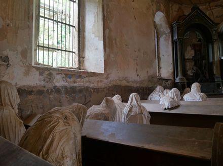 Napuštena crkva u Češkoj - 2