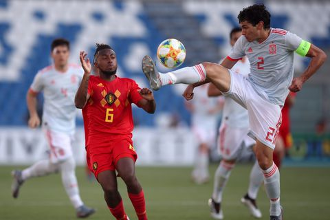 Španjolska - Belgija na U-21 Euru (Foto: Nick Potts/Press Association/PIXSELL)
