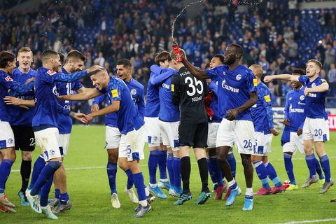 Schalke slavi (Foto: Firo/DPA/PIXSELL)