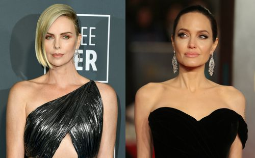 charlize theron sean penn iz god