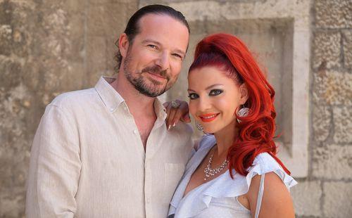 Klapa Šufit i Tanja Žagar