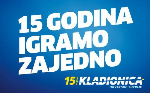 15 Godina Kladionice Hrvatske Lutrije Edvard Burić