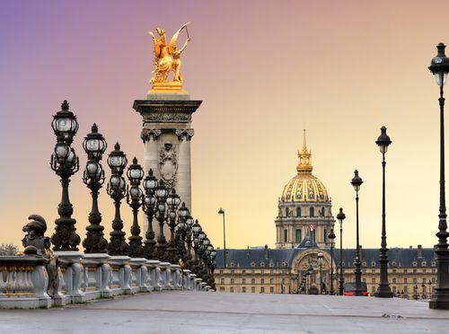 Dom invalida, Pariz - 1