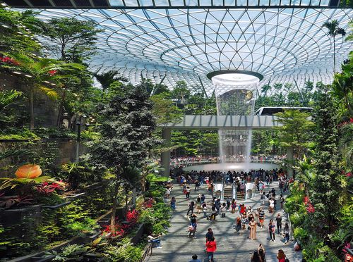 Jewel Changi, Singapur