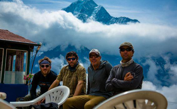 Mount Everest je opasno mjesto