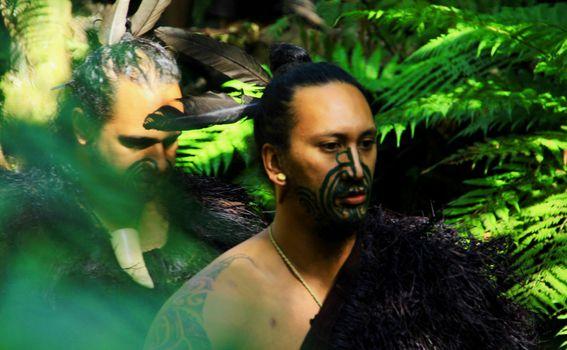 Maorske tetovaže