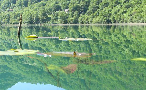 Ekoselo Boračko jezero