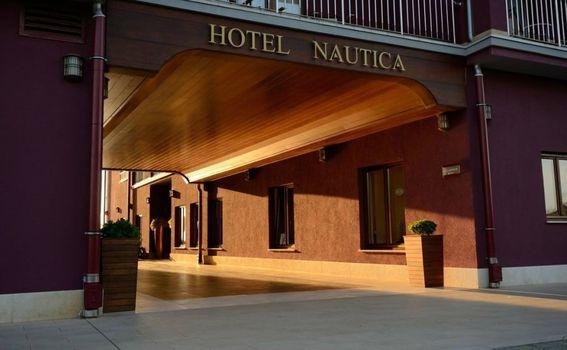 Ulaz u hotel Nautica u Novigradu