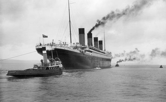 Titanic - 9