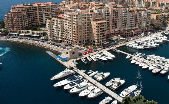 10. Monako