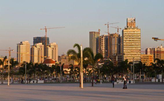 4. Luanda, Angola