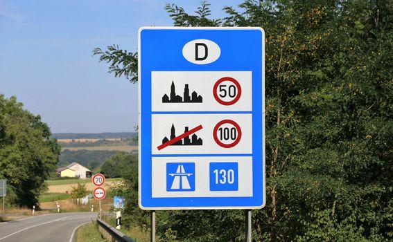 Autobahn, Njemačka - 1